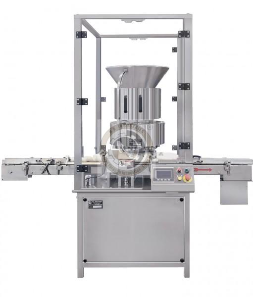 multi head rotary vial capping machine