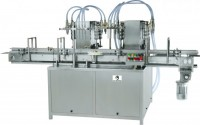 automatic eight head volumetric liquid filling machine