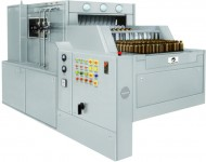 automatic linear vial washing machine (tunnel type)