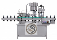 automatic monoblock filling & capping machine for viral transport medium kits