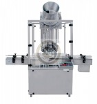 automatic multi head rotary ropp capping machine