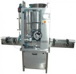 automatic rotary snap fit capping machine