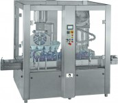 monoblock rotary dry syrup powder filling machine